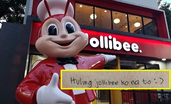 Cancer-stricken patient's last visit to Jollibee breaks netizens' hearts