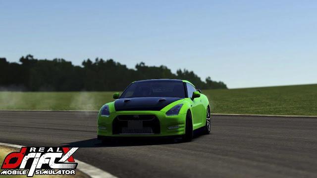 real drift x car racing hile apk