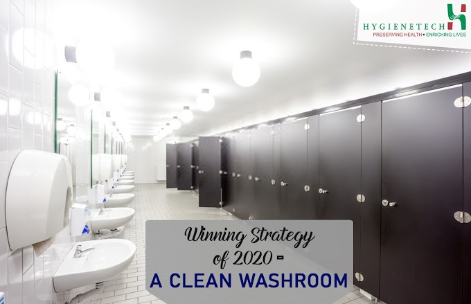 Make Clean Washroom Your Winning Strategy in 2020