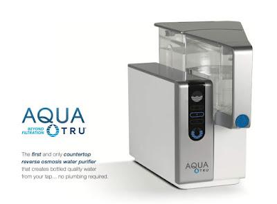 Product Review - Aquatru Countertop Reverse Osmosis Water Filters