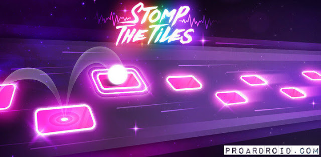 Tiles Hop: EDM Rush نسخة مهكرة