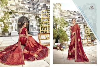 Triveni Keesthy Saree briudal Collection