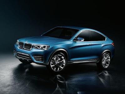BMW X8 Concept: Attentes, spécifications, prix, performance