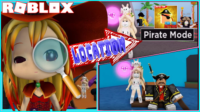 ROBLOX FIND THE BUTTON V2! LOCATION OF ALL BUTTONS IN NEW PIRATE MODE