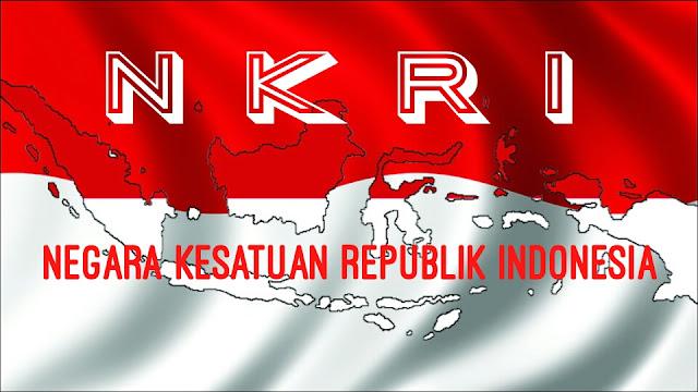 nkri negara kesatuan republik indonesia