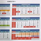Kalender Pendidikan 2020 Provinsi Jawa Barat