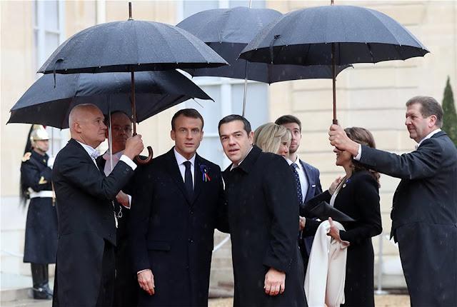 Mανιφέστο Τσίπρα, Μέρκελ & Μακρόν υπέρ της πολυπολιτισμικότητας! – Τους «έγραψε» ο Τραμπ