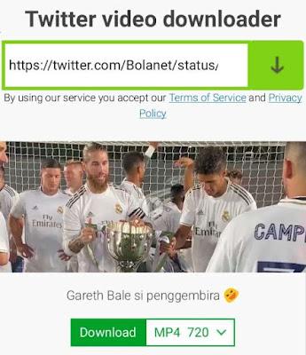 Download Video Twitter Tanpa Aplikasi - 2