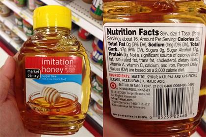 Επιμένουν οι πληροφορίες που έρχονται από ξένα site ότι ήδη κυκλοφόρησε ιμιτασιόν μέλι έξω!!!
