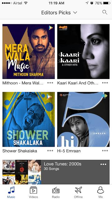 Mera Wala Music - Mithoon