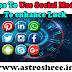 Social Media Astrology Tips