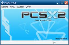 emulador de pcsx2 0.9.8 com bios e plugins