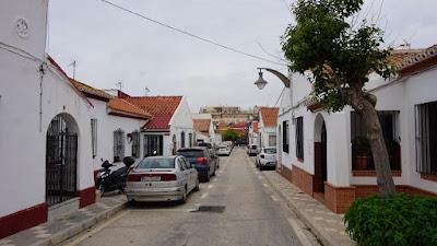 Colonia Santa Inés Málaga, Dpto Edificación, IES Politécnico