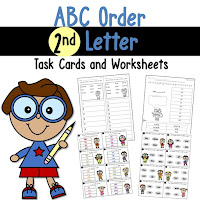 ABC Order 2nd Letter