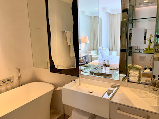 Bathroom, JW Marriott Singapore Beach Road, 2021
