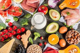 sumber nutrisi yang penting adalah makanan