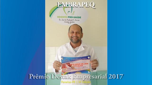 DR. JOSÉ ANDRADE JÚNIOR - ODONTO PRÓ SAÚDE