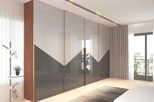 Beautiful Sliding Wardrobe Doors For Bedroom 2021