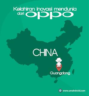 Sejarah lahirnya OPPO