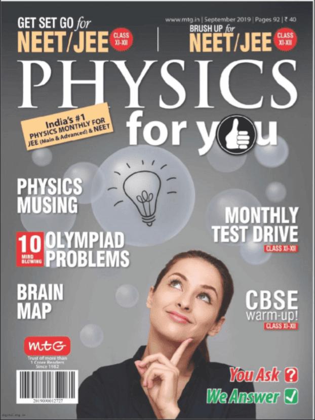 Physics-Magazine-September-2019-For-NEET-JEE-Exam-PDF-Book