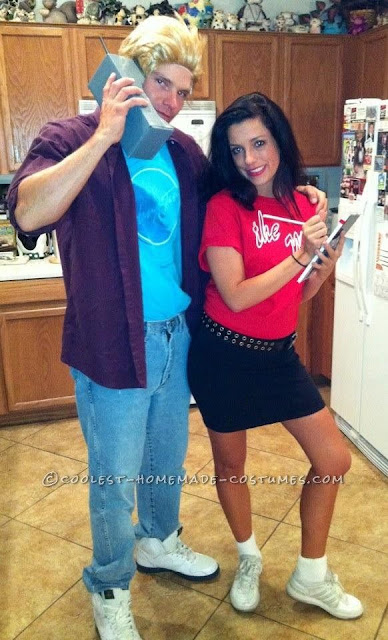 homemade last minute halloween couple costumes ideas for adults