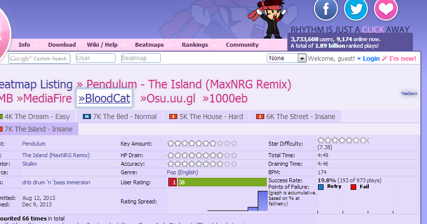 Osu how to download replaus