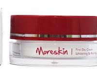 Moreskin First Day Cream Whitening & Anti Aging