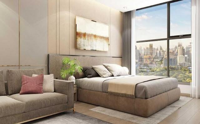 Căn hộ 1 phòng ngủ dự án Vincity Gia Lâm