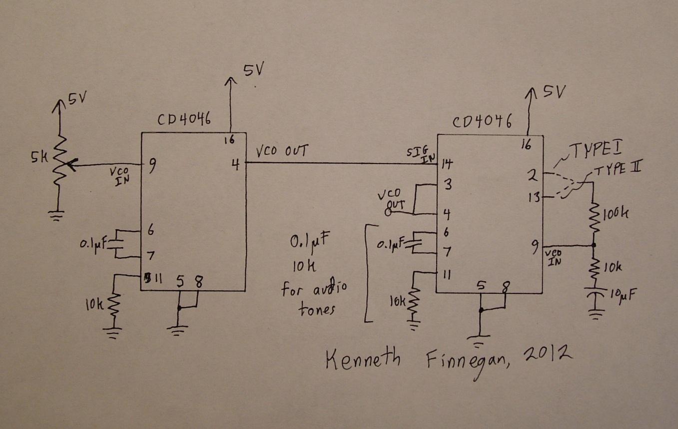 Precision Phase Locked Loop Circuit