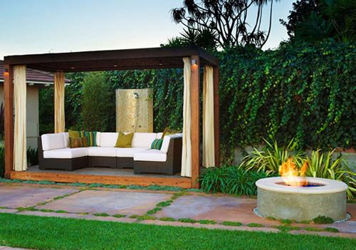 Jardines modernos for Jardines modernos para casas