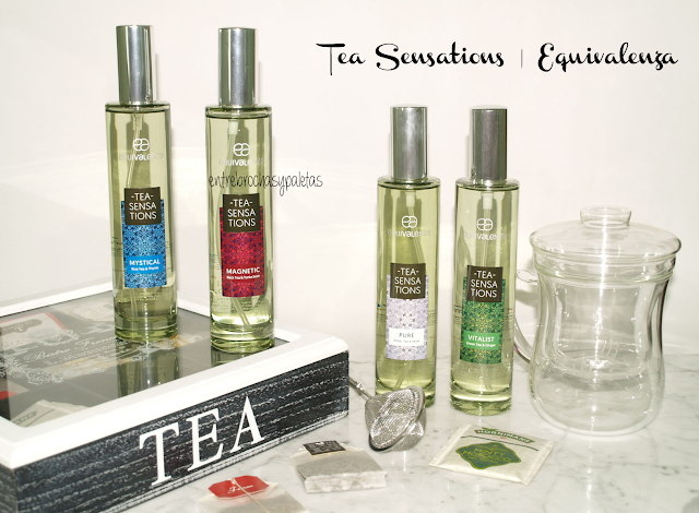 tea sensations equivalenza