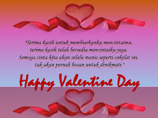 kata-kata cinta di hari Valentine - kanalmu