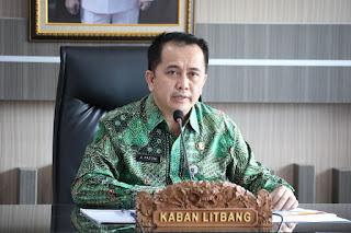 Kepala Badan Litbang Kemendagri, Agus Fatoni Apresiasi Pencapaian Inovasi Kabupaten Sidoarjo