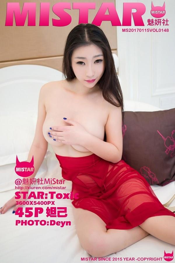 [Xiuren.Com] MiStar, Vol. 148 - Toxic jav av image download