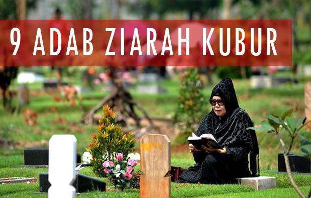 Adab Ziarah Kubur