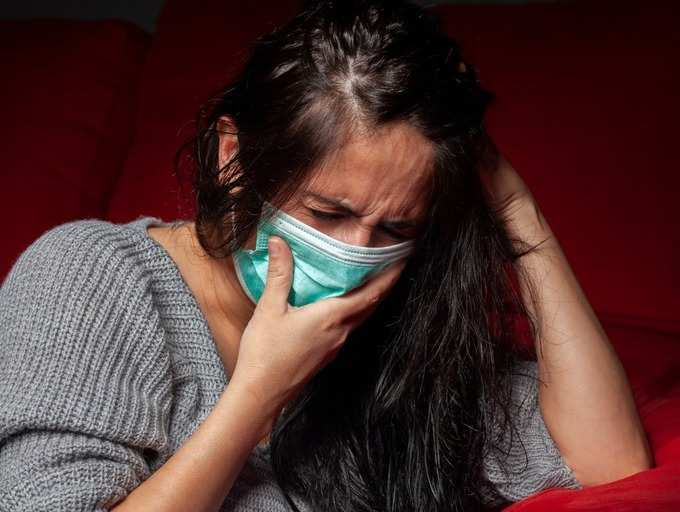 A new strain of coronavirus: these two symptoms may mean an increase in the chances of hospitalization