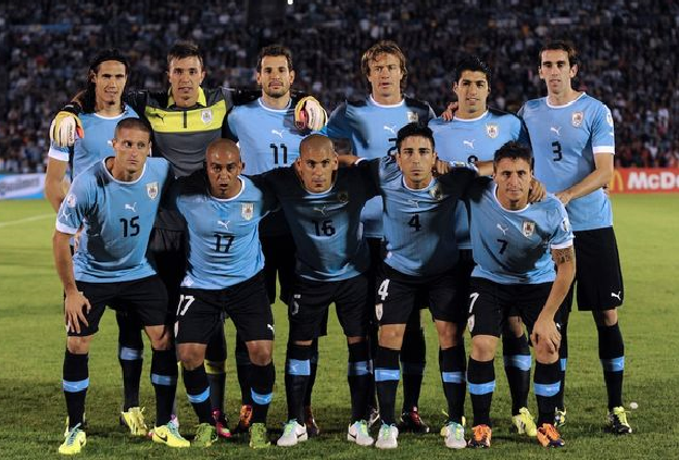 Uruguay 2018 FIFA World Cup Squad and Match Schedule