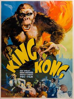 Poster - King Kong (1933)