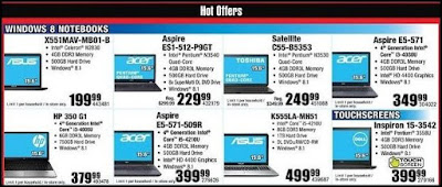 Microcenter Laptops