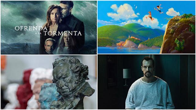 Crítica de 'Ofrenda a la tormenta' y novedades del cine de esta semana