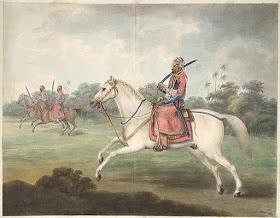 रोहिल्ला युद्ध (The Rohilla War) 1774