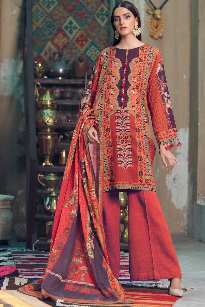 Warda Winter Collection 2020