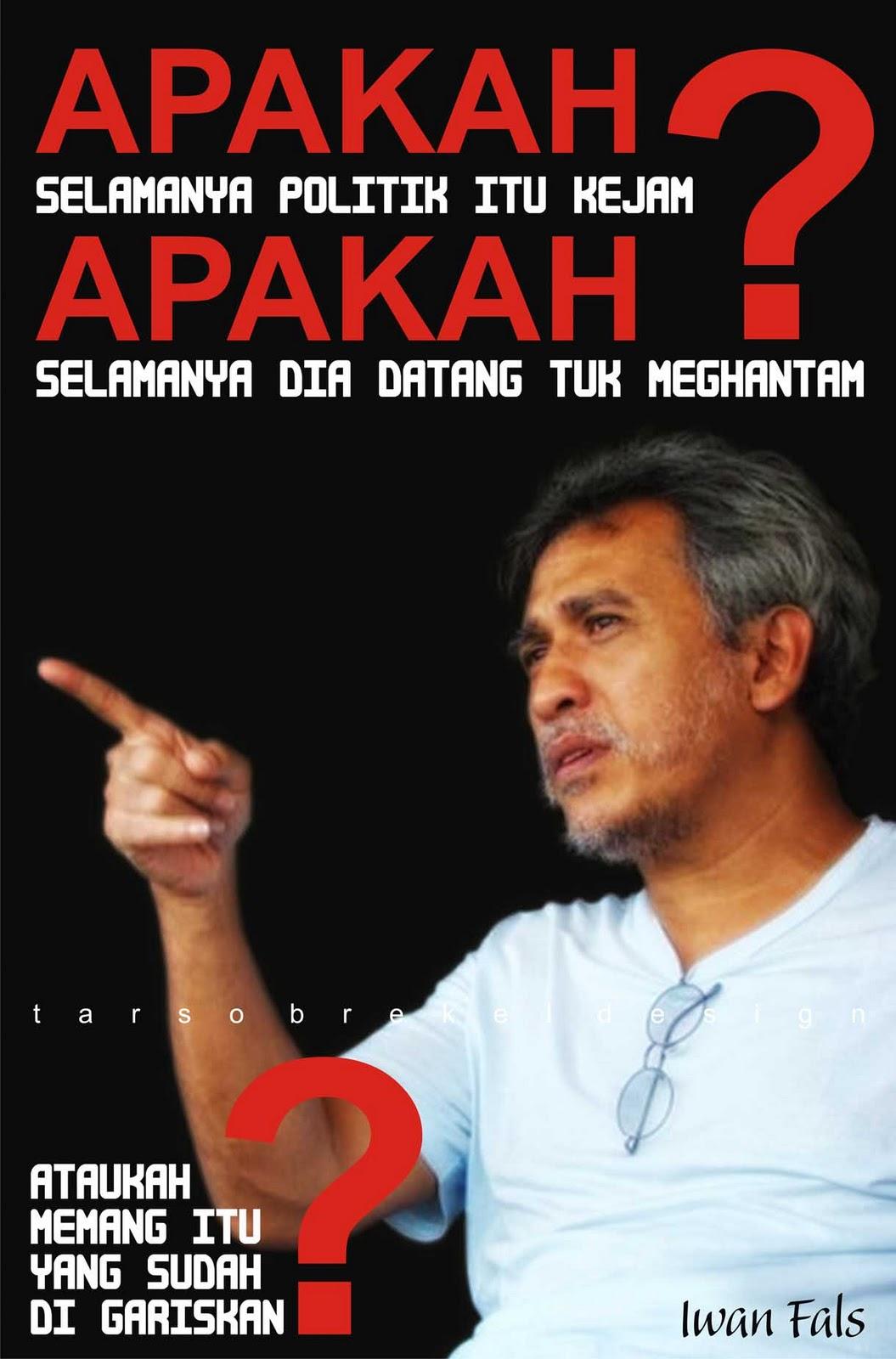 Foto Kata Kata Sedih Iwan Fals Slotkata