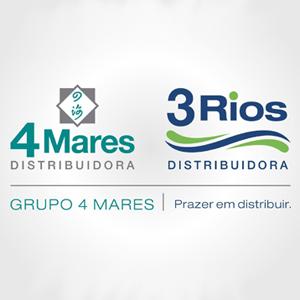 grupo 4 mares distribuidora - empregos vip
