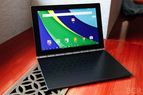 لاب توب Lenovo YogaBook