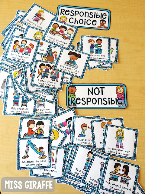 Classroom Rules for Elementary Ideas and huge list of classroom routines and procedures to teach the first week of school