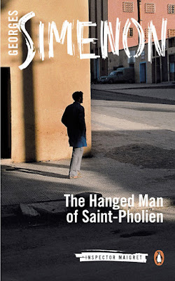 The Hanged Man of Saint-Pholien by Georges Simenon