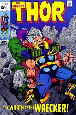 Thor #171, the Wrecker