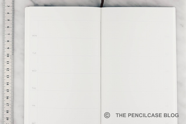 REVIEW: PEBBLE STATIONERY TRAVELER'S UNDATED PLANNER