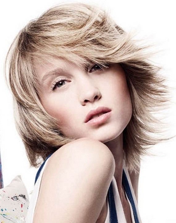 medium layered haircuts 2012  hairstyle for womens